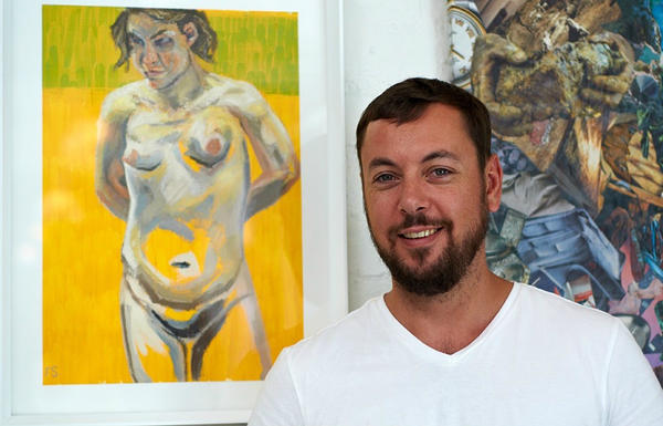 "Frans Smit   Artist represented by Galerie Wolfsen, Denmark, Maddox Gallery, London and Rhodes Contemporary Art, London.  Smit is fast becoming one of the rising stars within the South African art community. With more than forty exhibitions under his name, Smit's artwork has been showcased local and internationally. He was selected for the Absa L'atelier award in 2008 and 2010. In 2013 he won the Queensplate ""Moments"" Photographic Competition and received a Merit Award at the Vuleka ArtAward. Smit has been selected for residency at Galleria Banditto in June 2019."