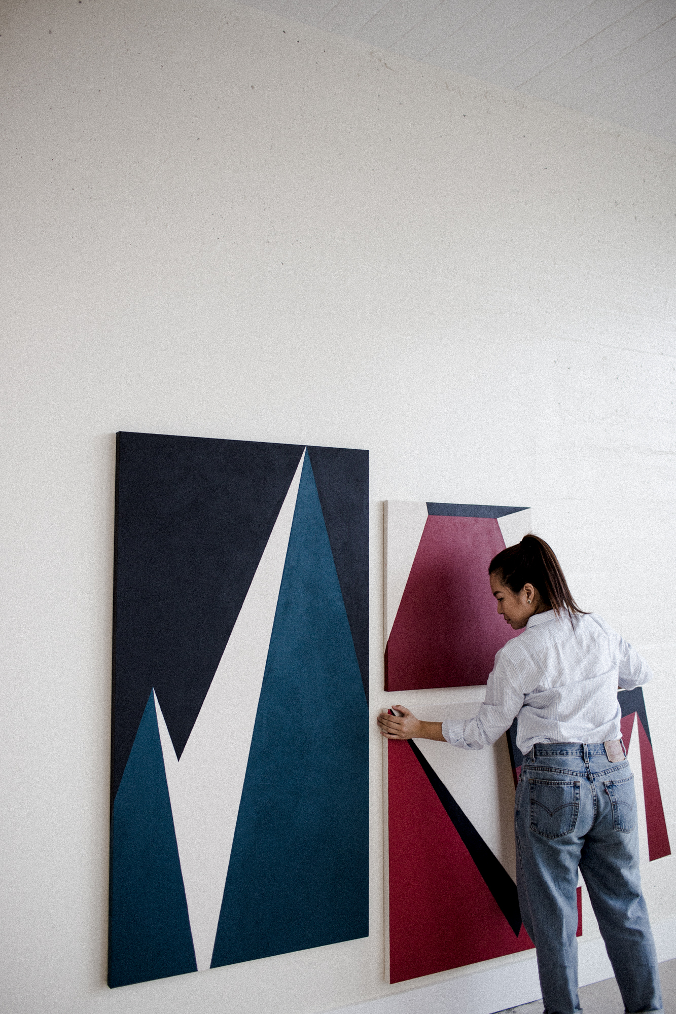 Spring 2019 Emerging Art Prize winner Hyun Jung Ahn