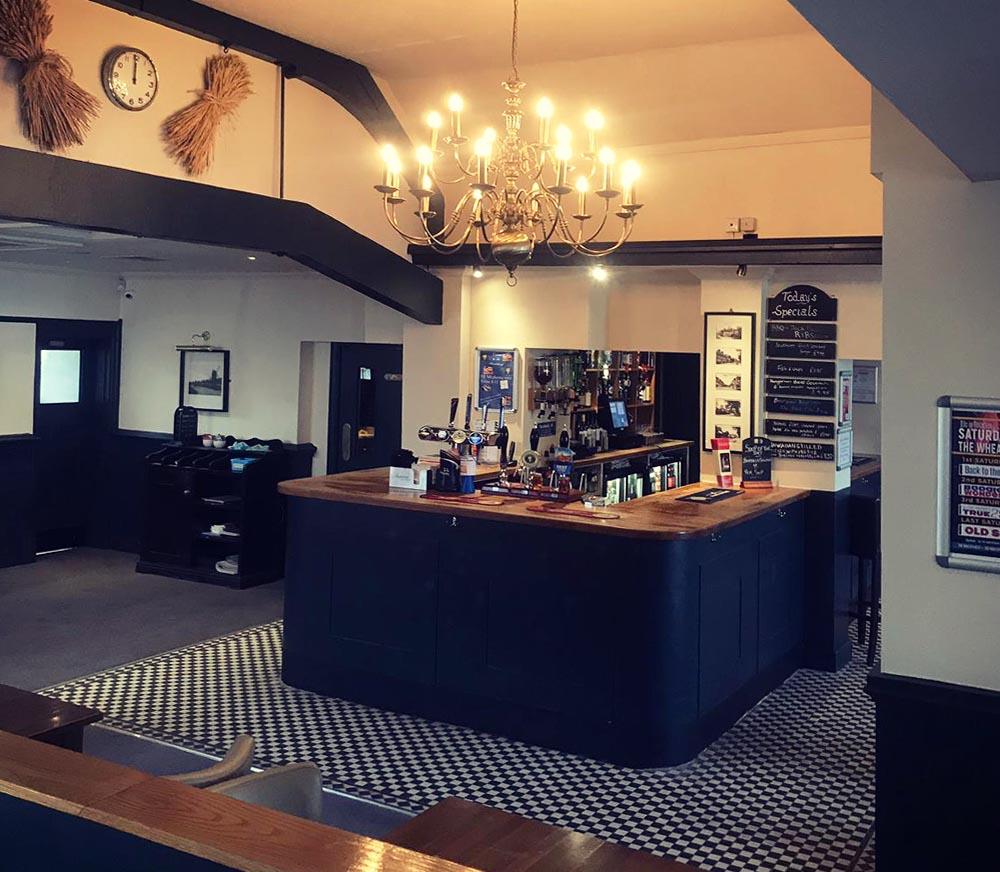 Wheatsheaf West Wickham Bar