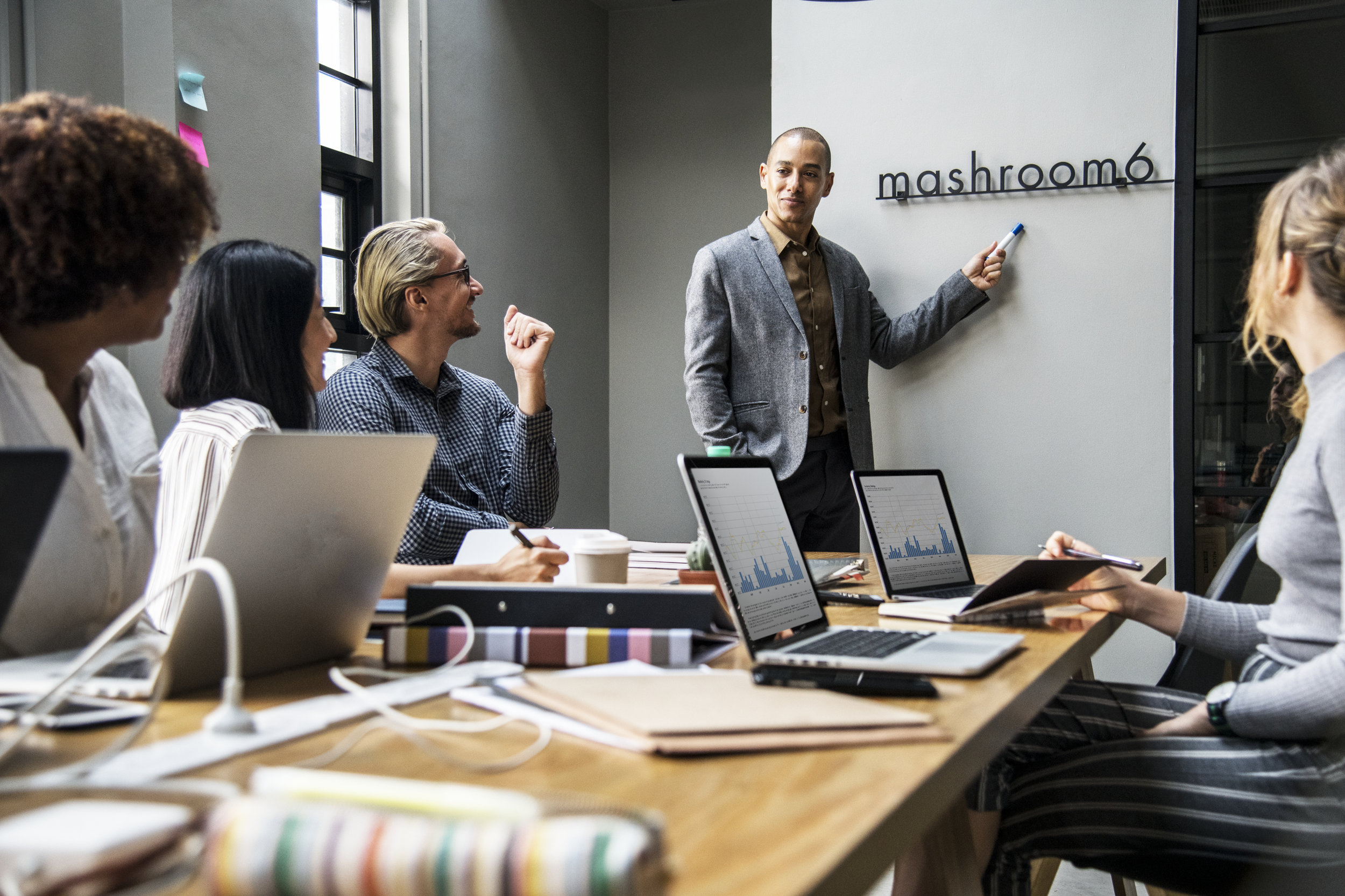management Consulting -