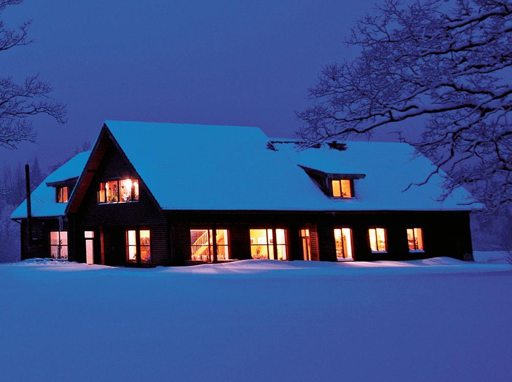 Med energieffektiva fönster kan du minska värmeförlusten med hela två tredjedelar.