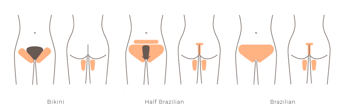 Bikini Half Brazilian Brazilian