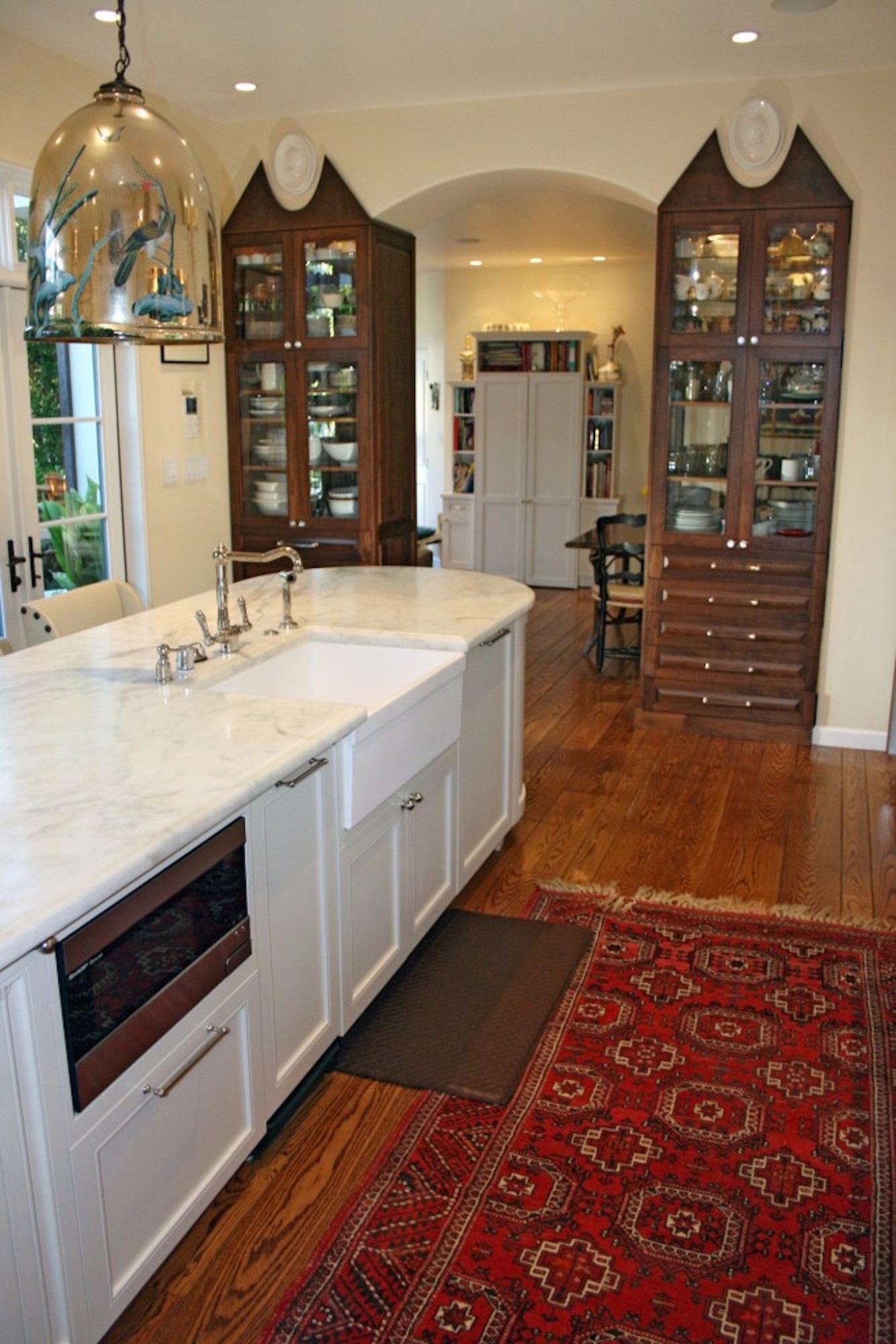 French Provincial Kitchen Muny Woodwork