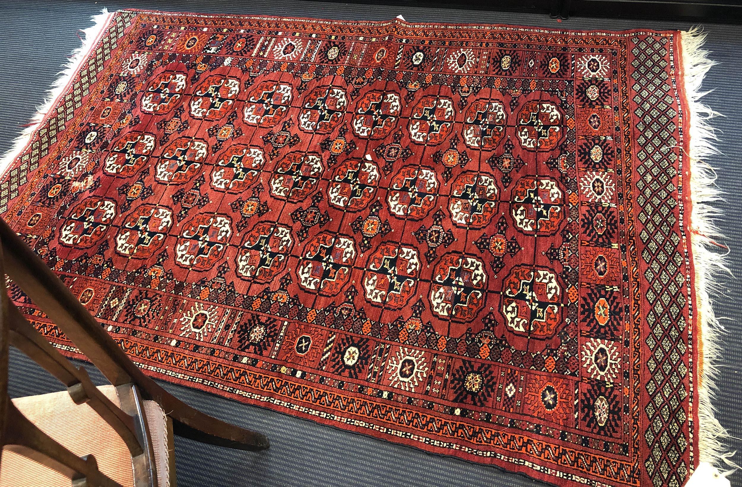 My Tekke Turkmen rug