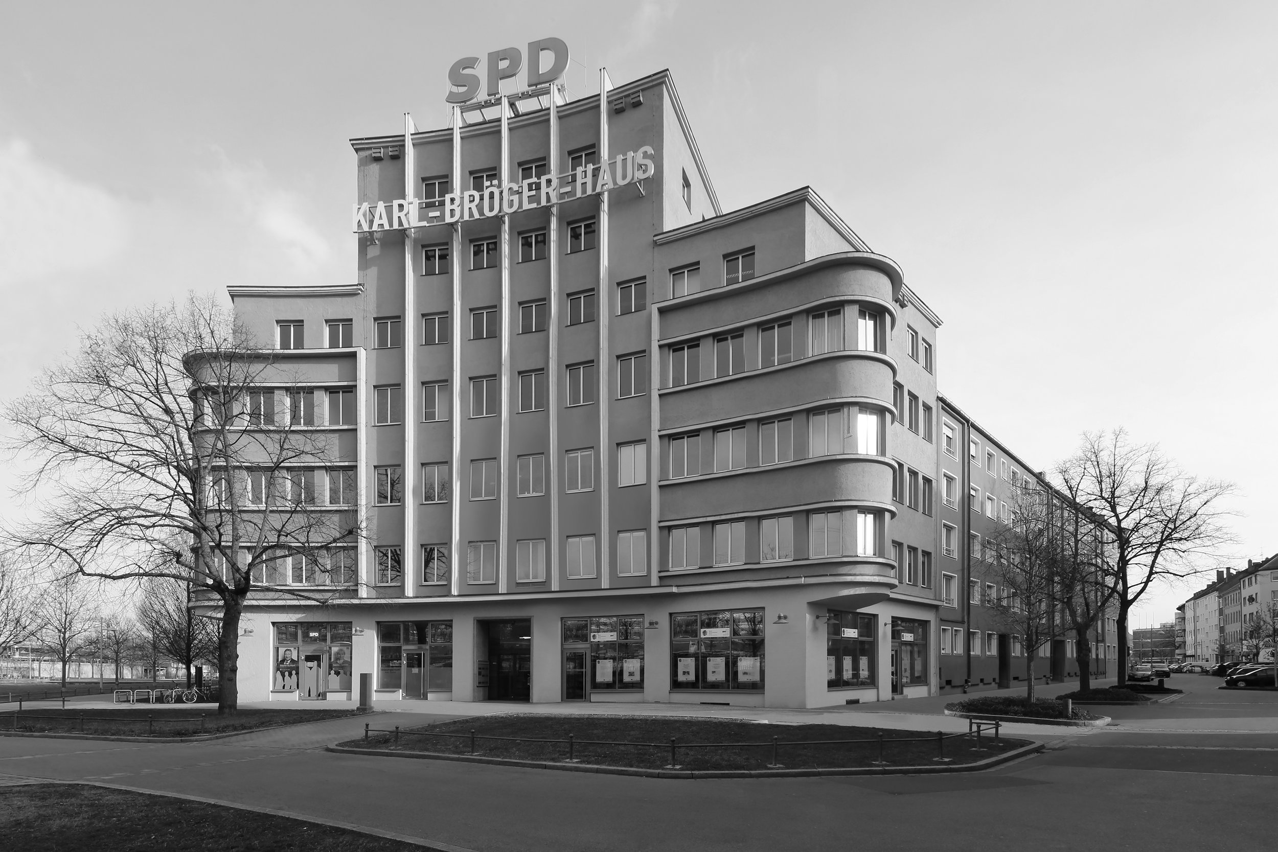 Karl Bröger House