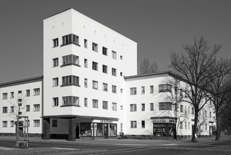 Weiße Stadt Reinickendorf, Berlin © Jean Molitor