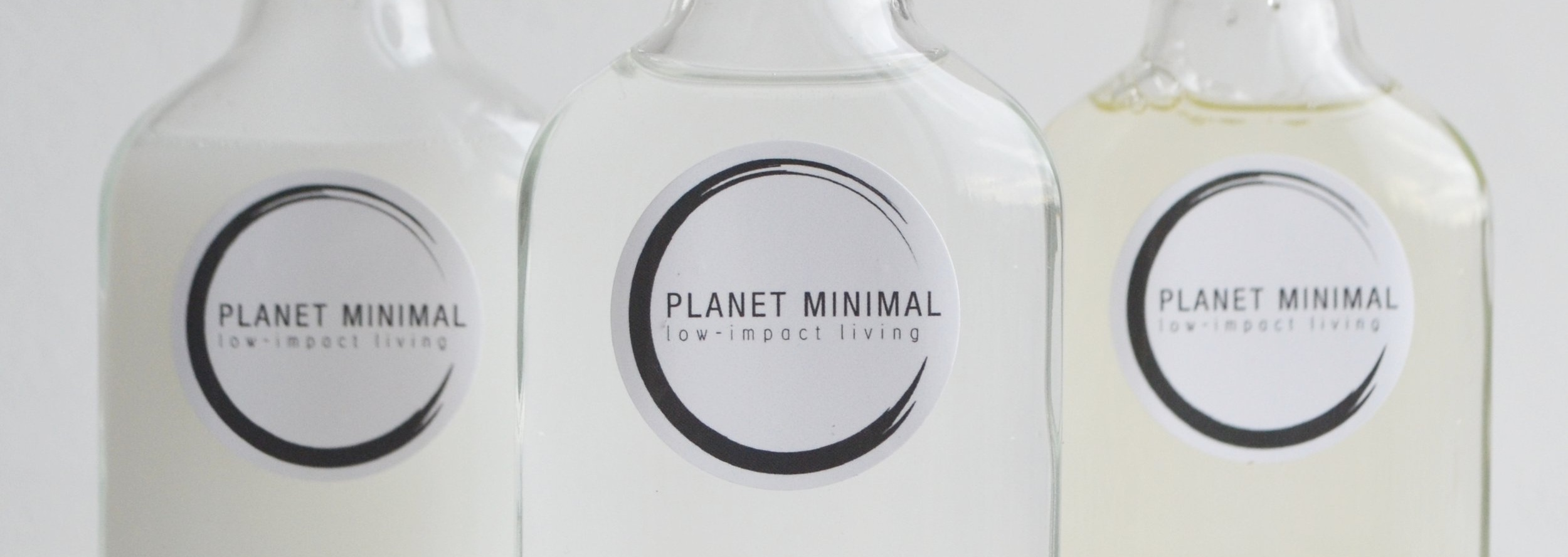Planet Minimal - free from animal products and cruelty-free