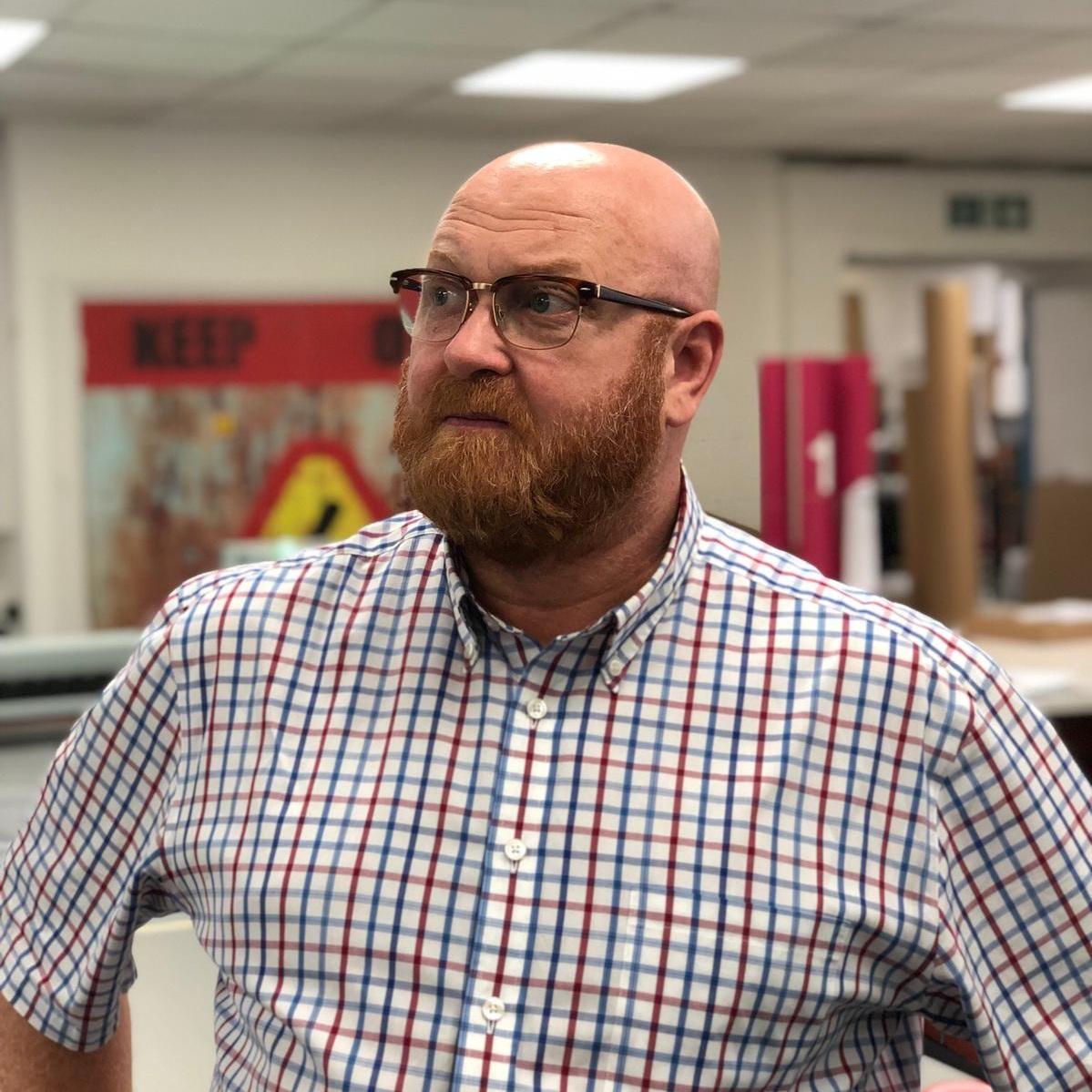 Ryan Bull    Display Manager
