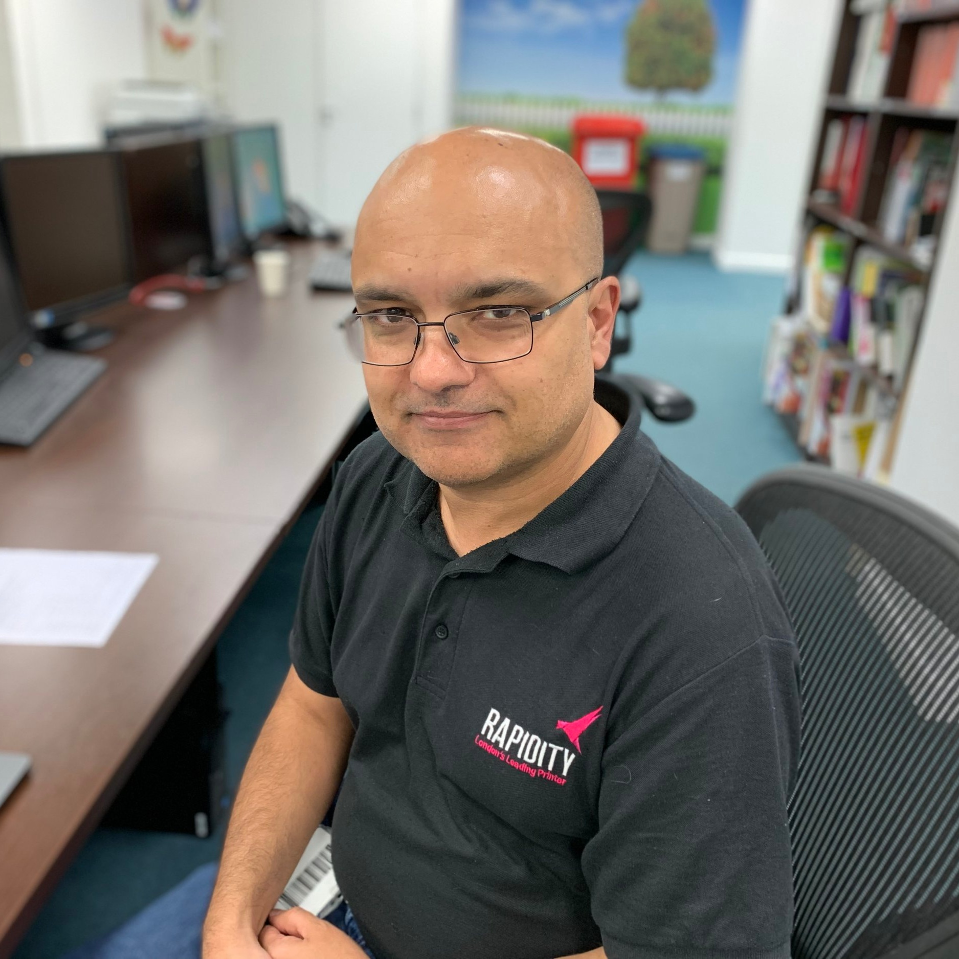 Neil Banarsee    IT Manager
