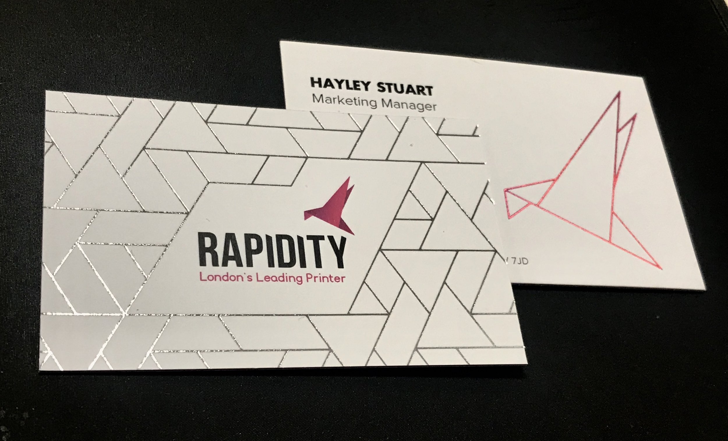 Make Your Business Cards More Memorable - 13th August 2019As the leading printer of business cards for reputable corporations across the capital, we know a good business card when we see one…