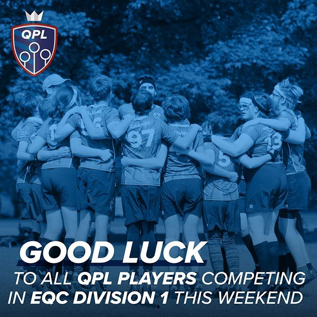 We have so many of our players competing at Division 1 of the 2019 European Quidditch Cup in Belgium this weekend, good luck to all of them! Here's hoping this is just the start of the silverware they'll claim over the next few months... #quidditch #EQC #Belgium #Harelbeke #sport #LGBTQ