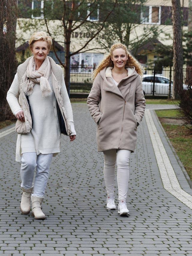 Katarzyna i Aleksandra Odziemczyk
