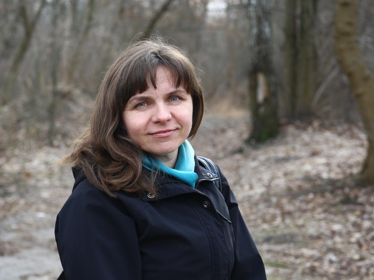 Małgorzata Zagórska , Język Polski