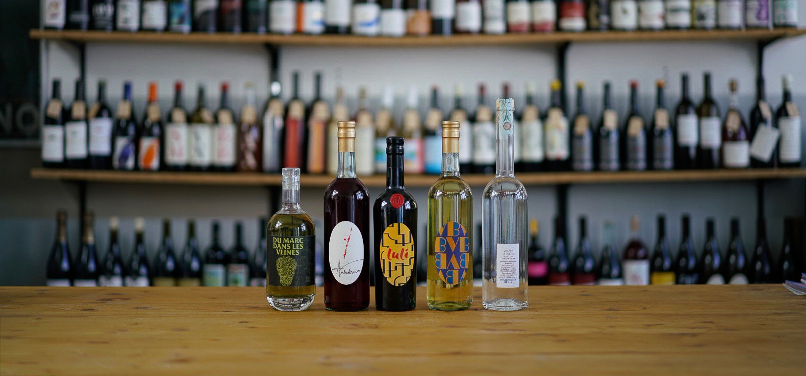 Vermouths & distillations -