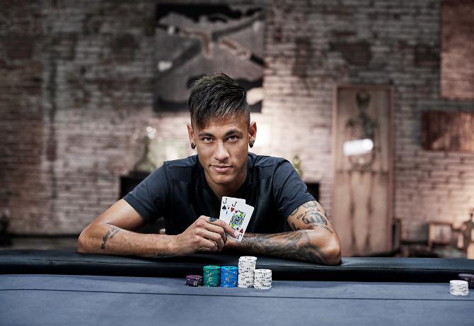 Неймар покер старс