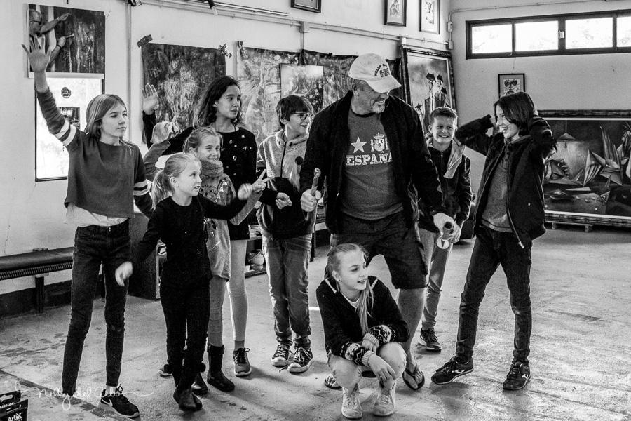 Power Paint Workshop for Kids by Jarl Goli