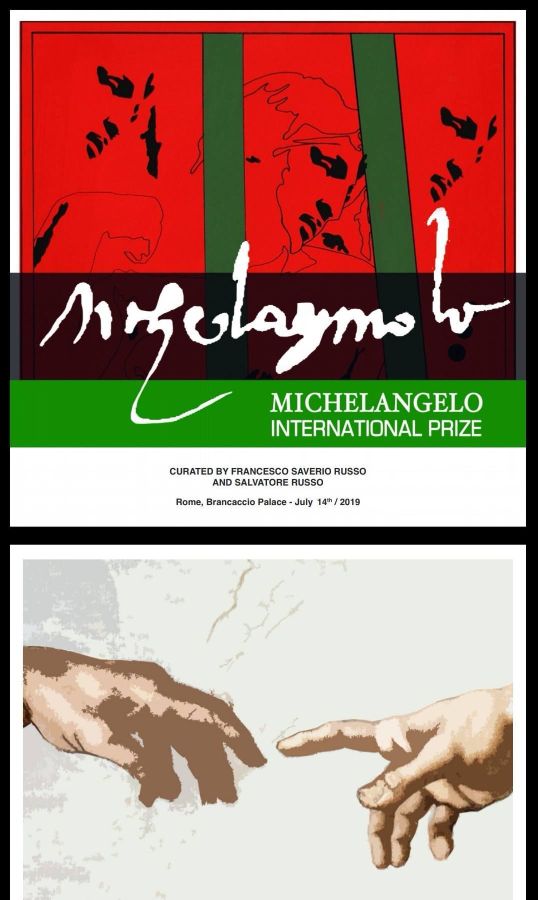 Jarl Goli awarded with the International Prize MICHELANGELO, Rome 2019