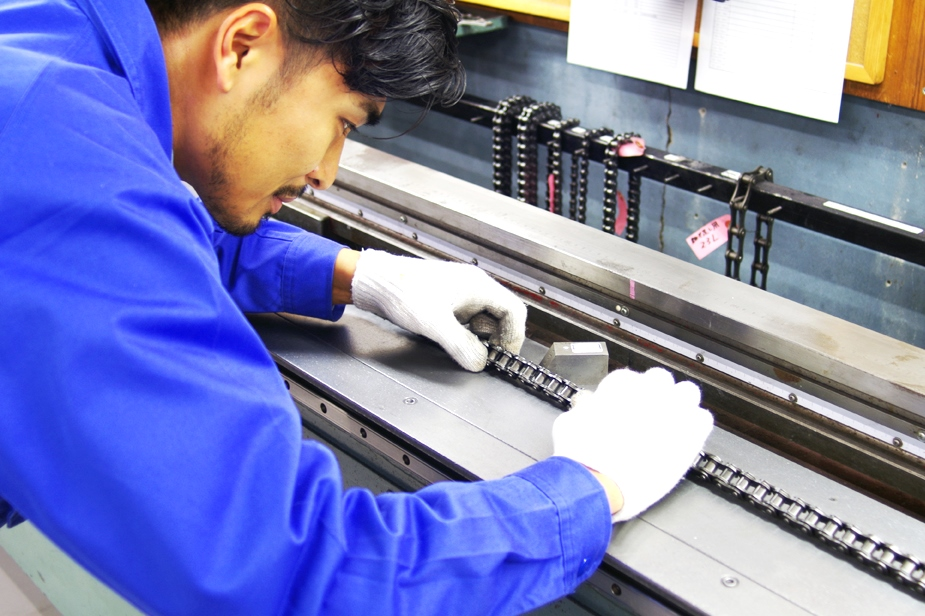 There's no substitute for expertise: our staff of experienced quality-control technicians ensures we meet our high standards, every day.