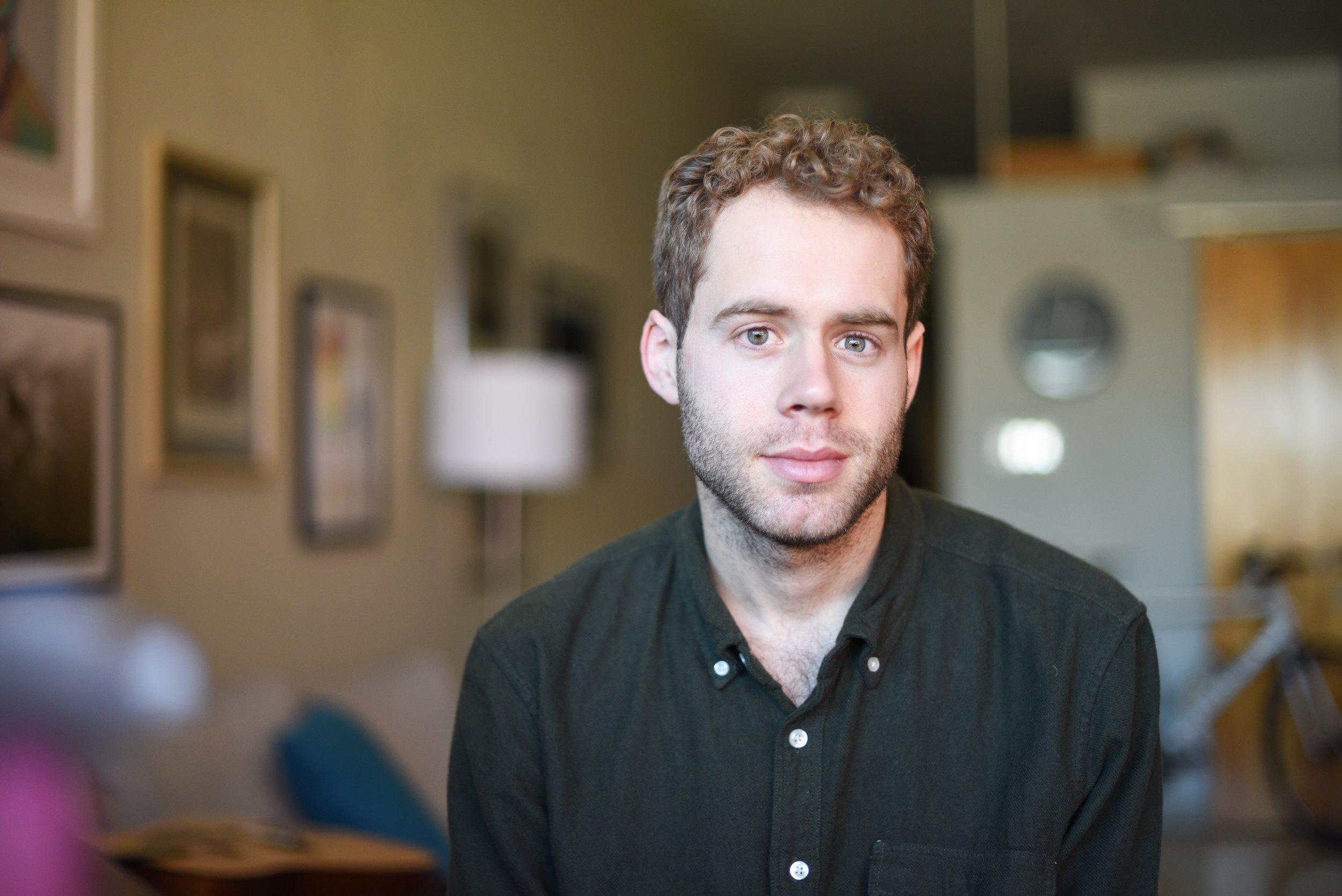 Nathan Carroll - music Director