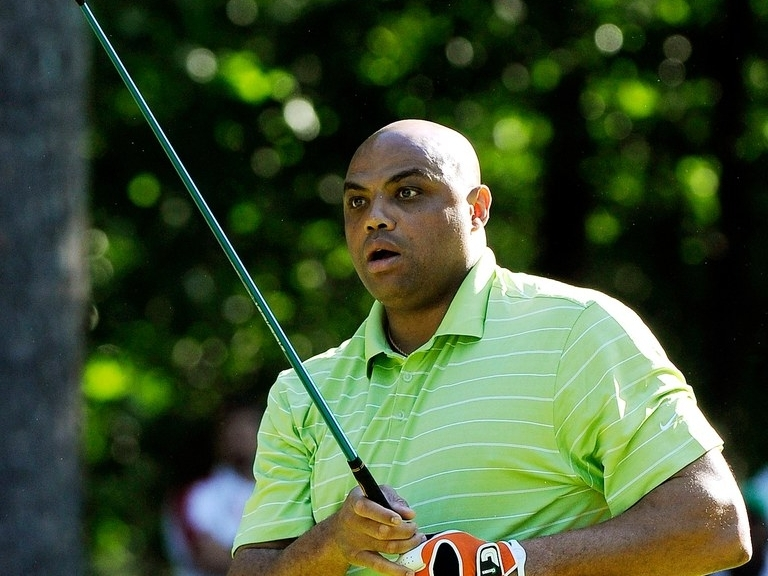 Charles Barkley   Charles Barkley was the first celebrity featured on The Haney Project. Barkley was a star on 9 episodes and set the tone for would become an incredibly successful show for The Golf Channel.
