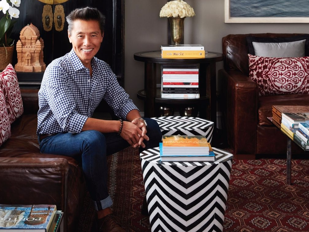 Vern Yip   Vern Yip served as a popular designer in TLC's hit show Trading Spaces and has returned with the original cast in the much anticipated reboot of the show.