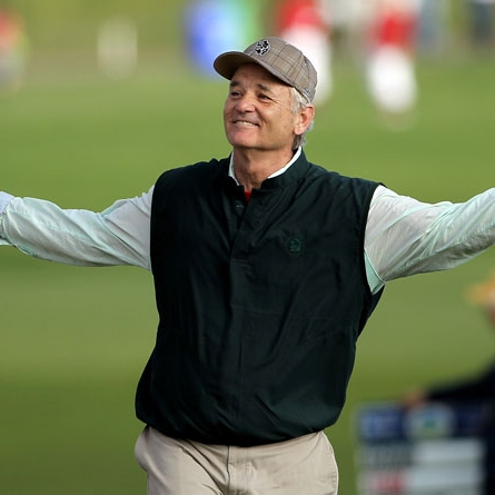 Bill Murray   Bill Murray made a guest cameo on The Haney Project.