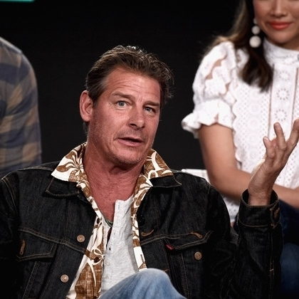 Ty Pennington   Ty Pennington became a star on TLC's smash hit Trading Spaces as a carpenter and has returned once again for the revival of the show.