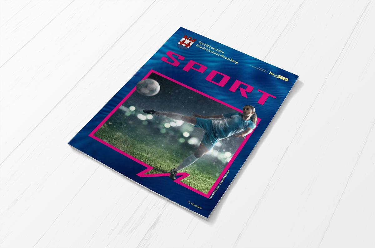 Foto von Sport Publikation