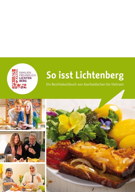 """""""So isst Lichtenberg"""" – ein Bezirkskochbuch"""