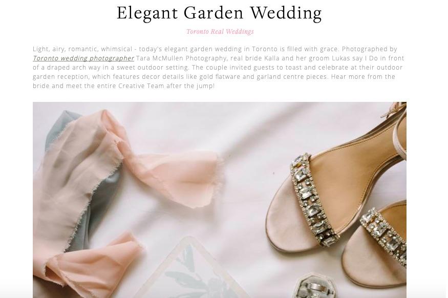 K&L WEDDING - Confetti Wedding Magazine 2018