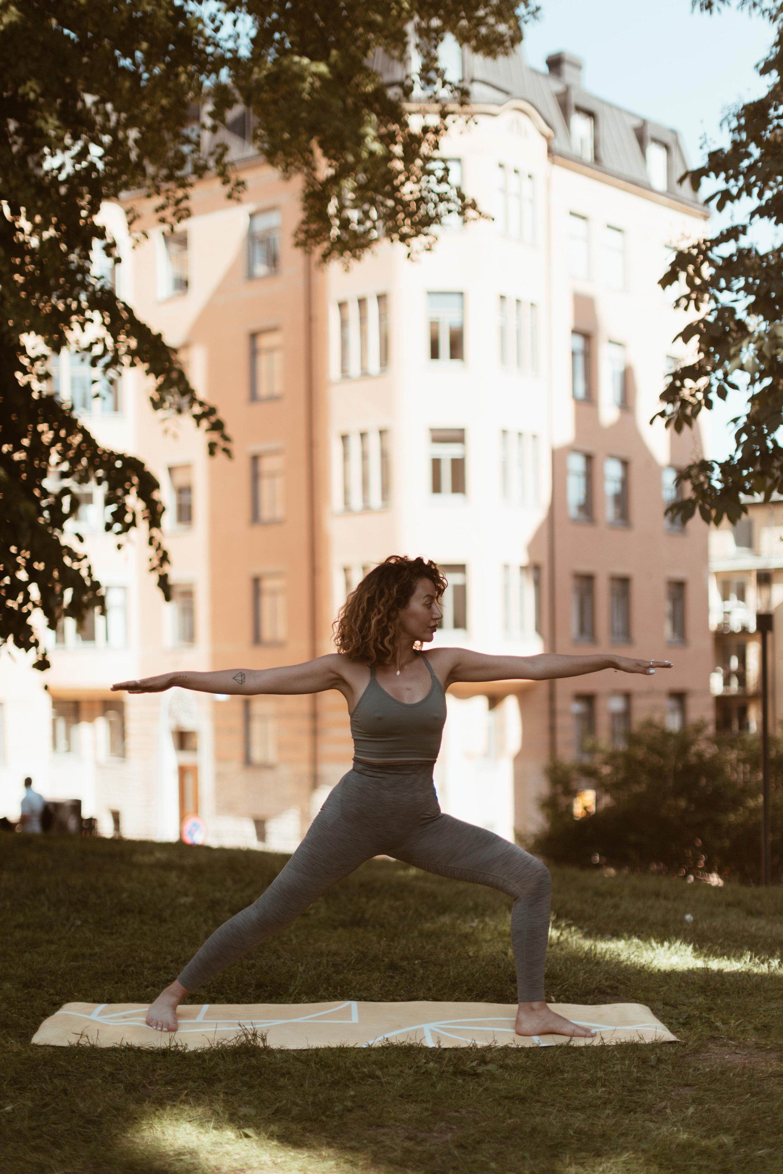 Yoga Benefits:Body, Mind & Spirit -