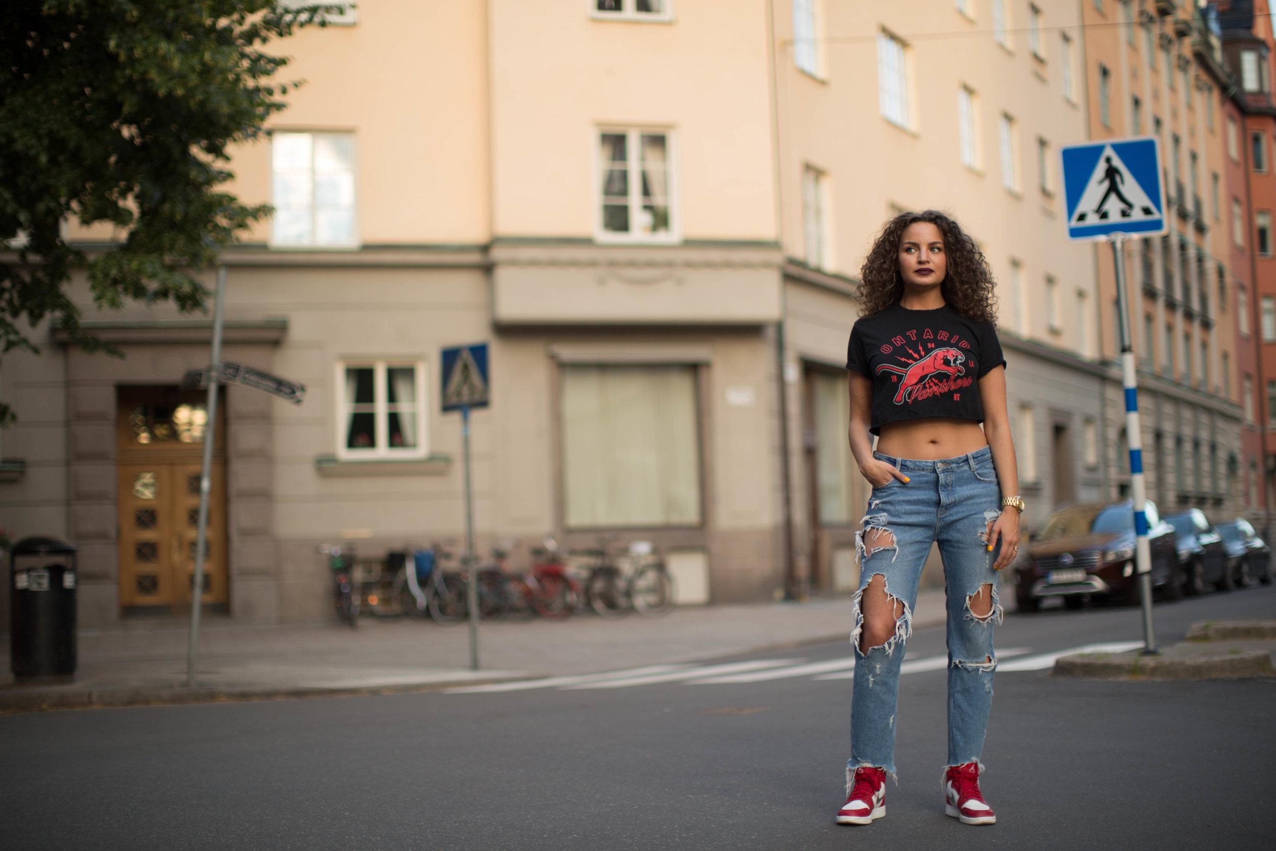 Image:  Rebecca Frisk Bengtsson  Photo:  Sara Che