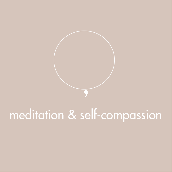 onlineworkshop - The Meditation & Self-Compassion is a 7–week self-study workshop that is centered around creating a loving and kinder relationship with yourself. In this workshop, you'll learn the foundation of creating a consistent meditation practice while enhancing your connection with your true self through self-compassion.You will be guided through guided meditations and prompted to investigate the blocks of your heart, and limiting belief structures that are prohibiting you from having a deep relationship with yourself and the world around you.