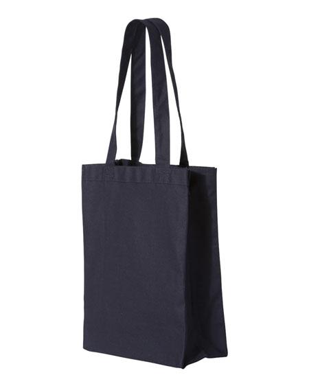 Q-Tees Gussetted Shopping Bag.JPG