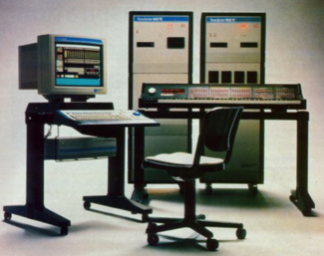 Tricked-out Synclavier 9600
