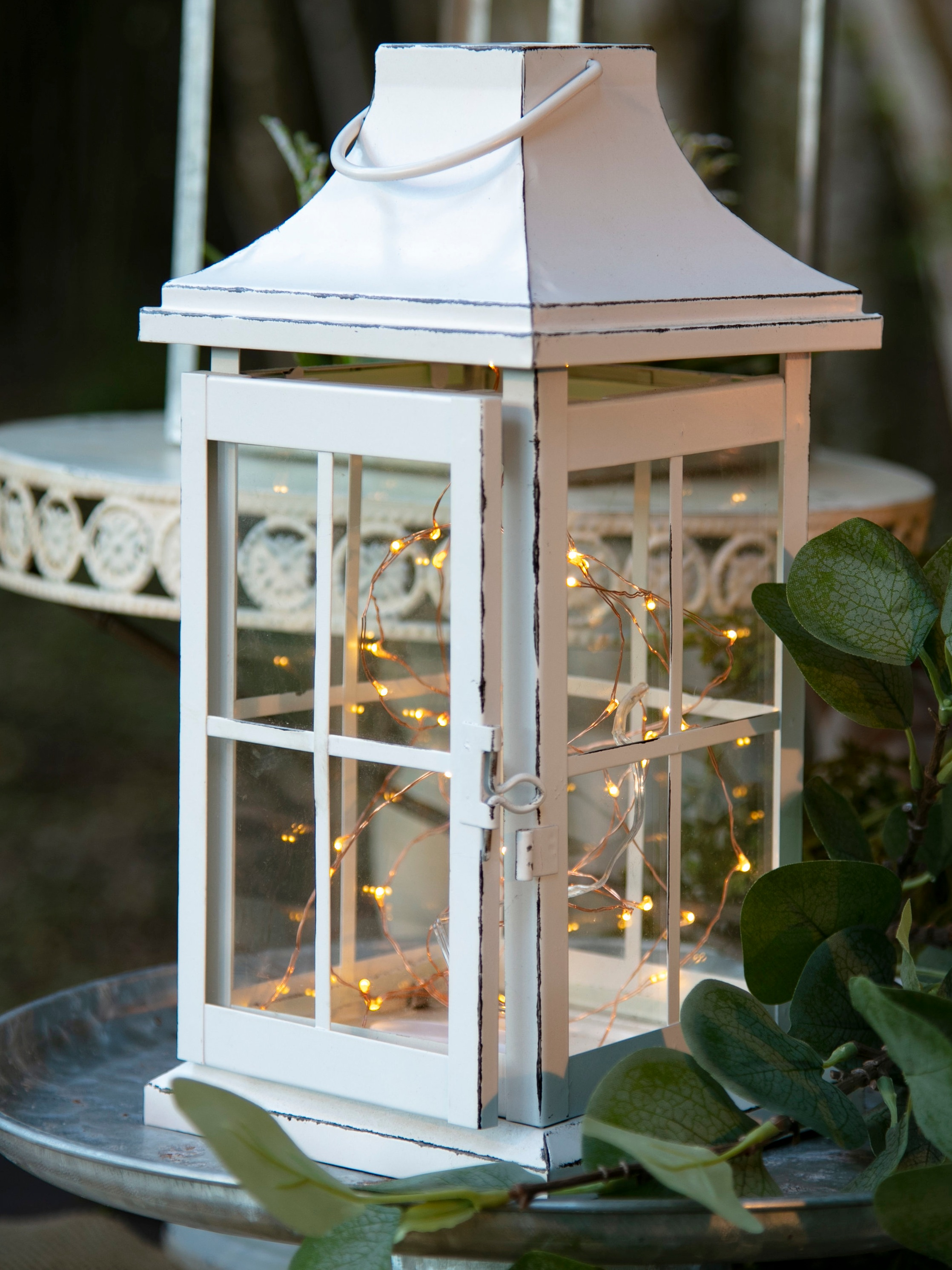 Fairy Lights  Length: 10'  Qty: 16  Fairy Lights  Length 20'  Qty:4  Rental Cost: $5.00 for 5 / $15.00 for all