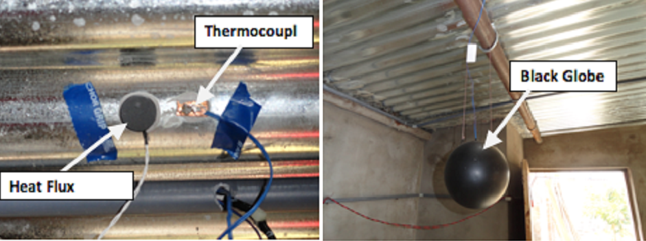 Heat Flux and Thermocoupl