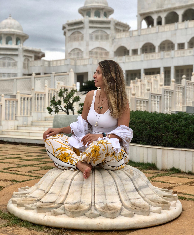 Ekam - Oness Temple, Andhra Pradesh, India 2018