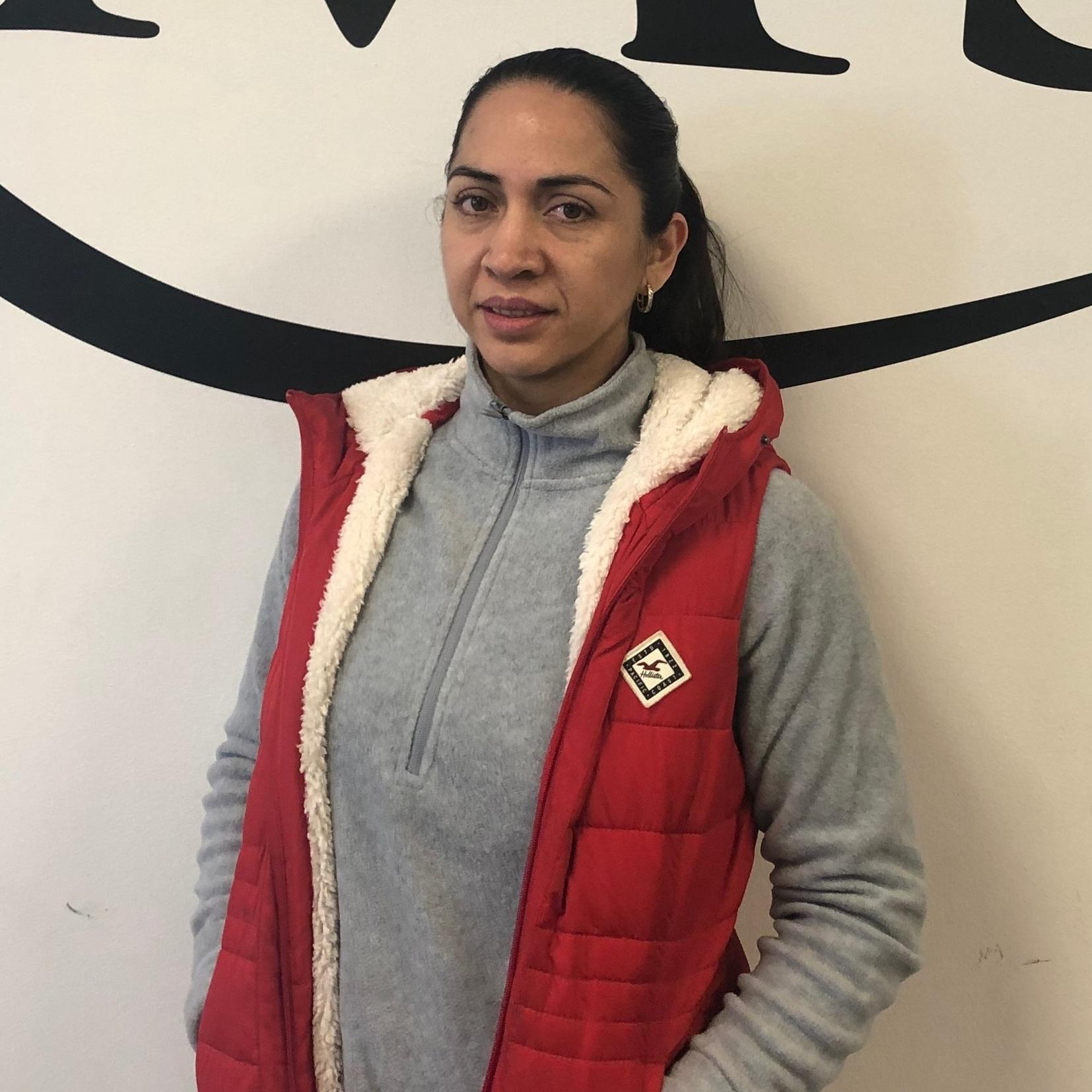 Lourdes C. - Team Lead