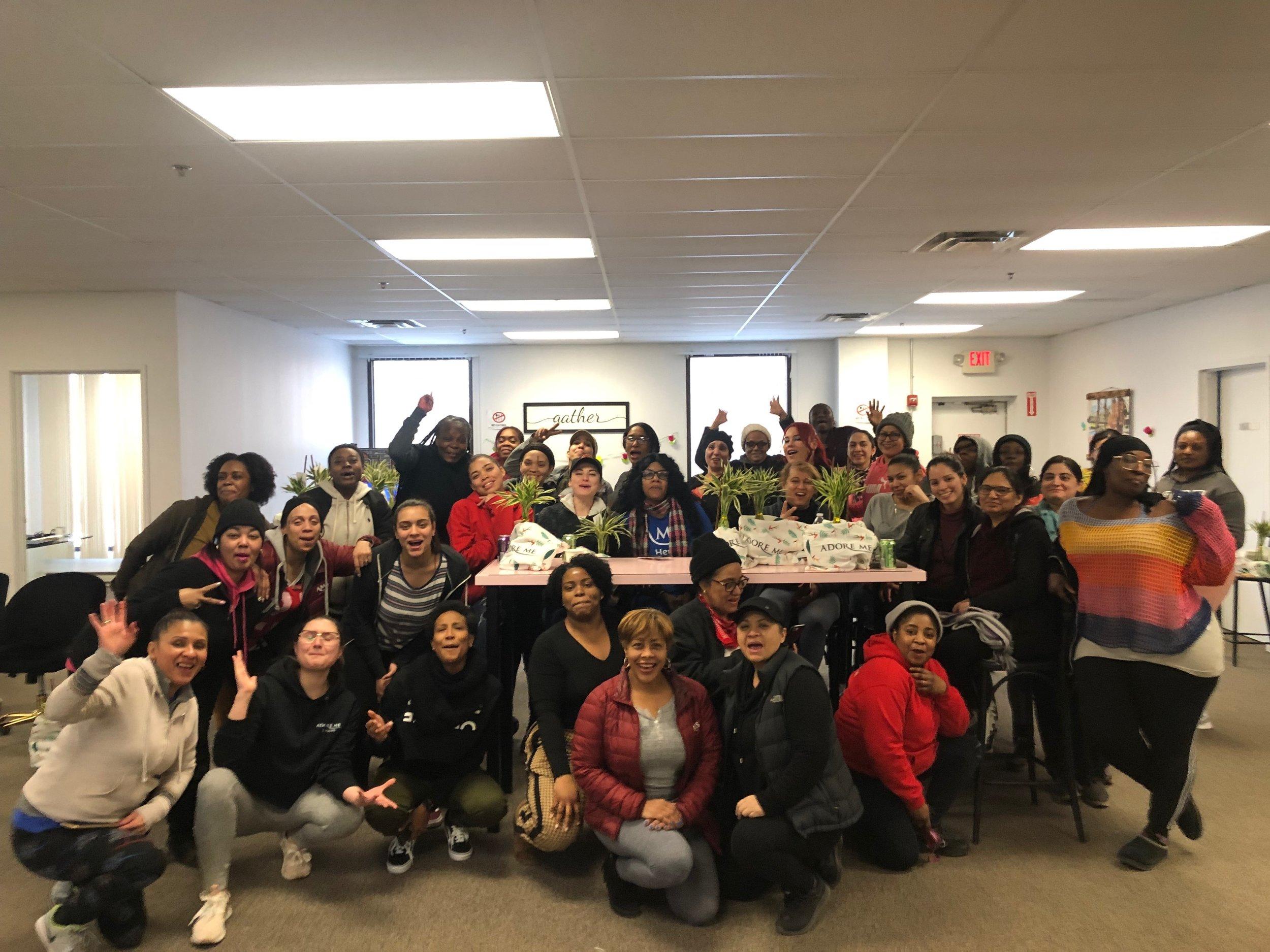 Women's day 19' at AMS.JPG