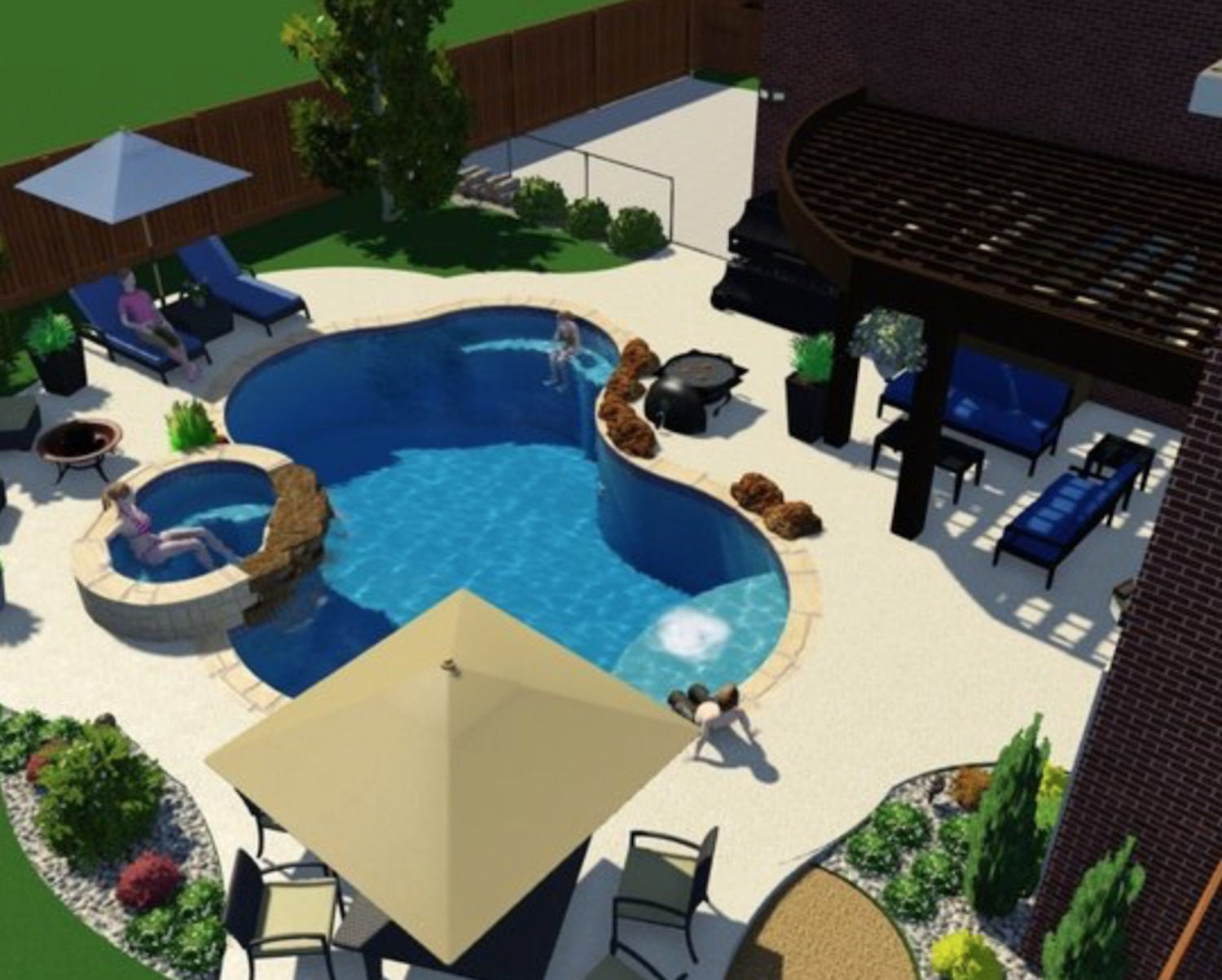 pool_landscape_outdoor_living_dining_driveway_enclosure.jpg