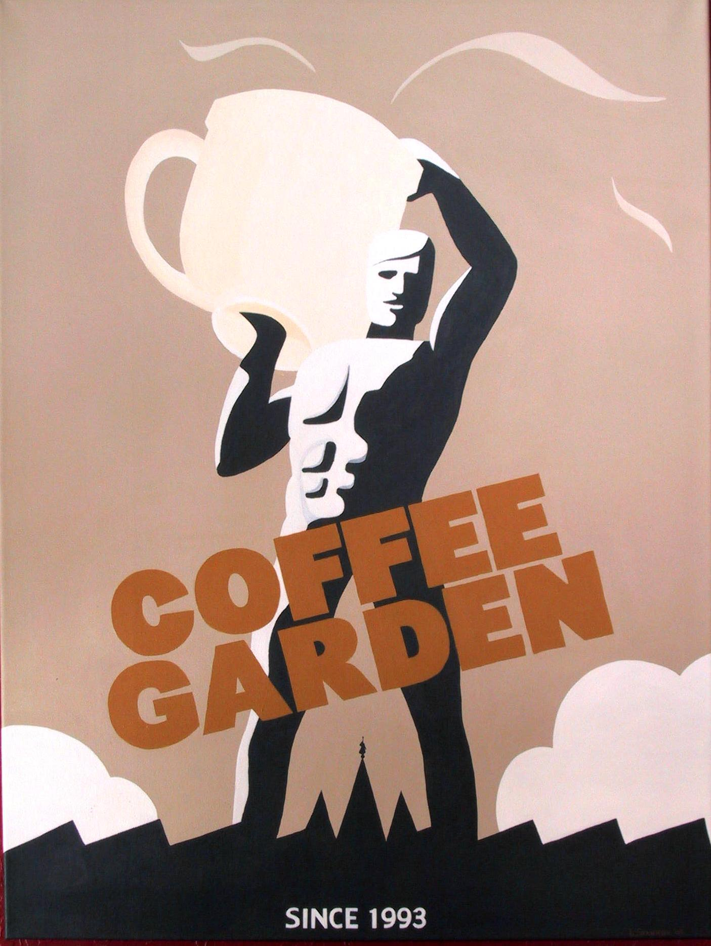Coffee Garden - 878 E. 900 S., SLC