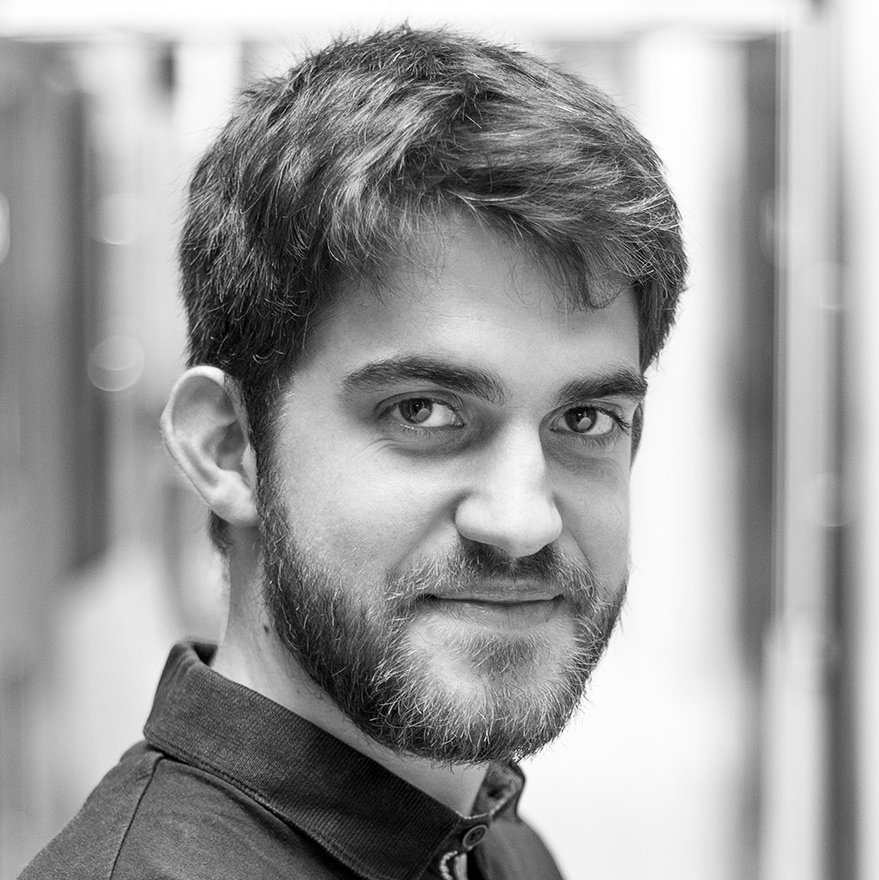 William Frier - Haptics Research EngineerAcademic Program Manager
