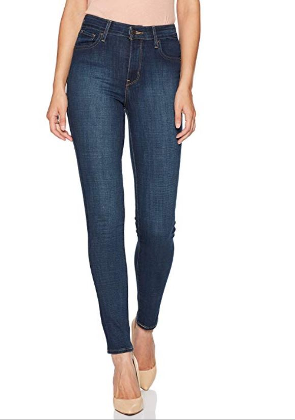 Levi's 527 High Rise Skinny Jean (linked!)