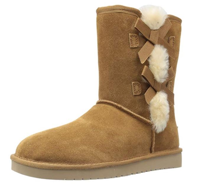 Koolaburra by UGG Women's Victoria Short Fashion Boot (Linked!)