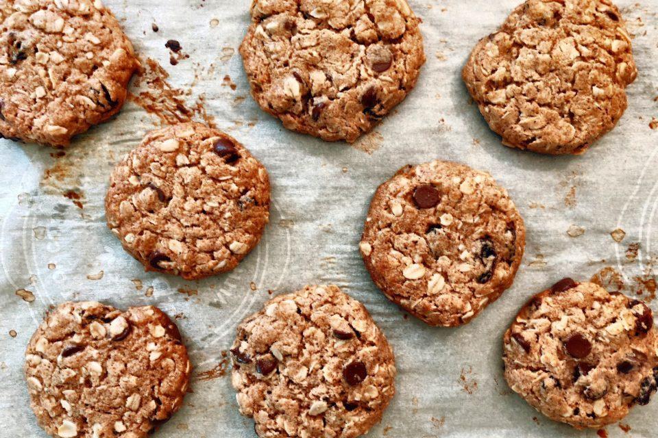 Easy Lunchbox Cookies