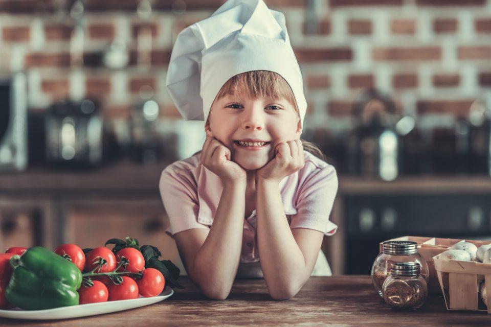 Girl kitchen chef hat.jpg