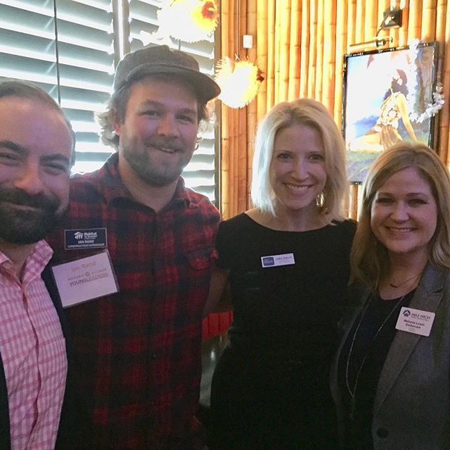 What a fantastic group of people came out at the @milehighyp monthly social last night. Their issues are Denver's issues: Unbridled growth, lack of affordable housing, no leadership on our public transportation system, and the declining quality of our air and environment. I am committed to bringing real change after becoming your Denver Mayor on May 7. #alltogethernow #jamiefordenver #peoplefirst