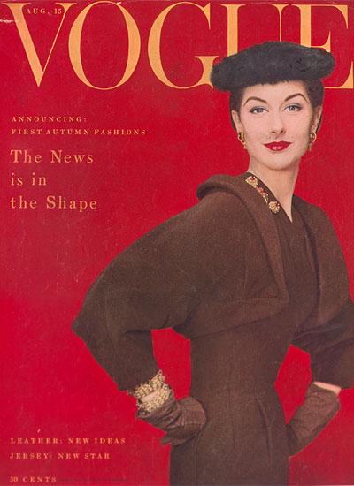 Adele Simpson, 1953