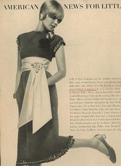 Patullo-Jo Copeland, 1968